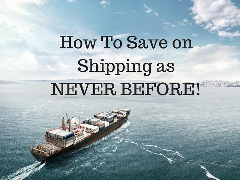 Saving money from Shipping Picture