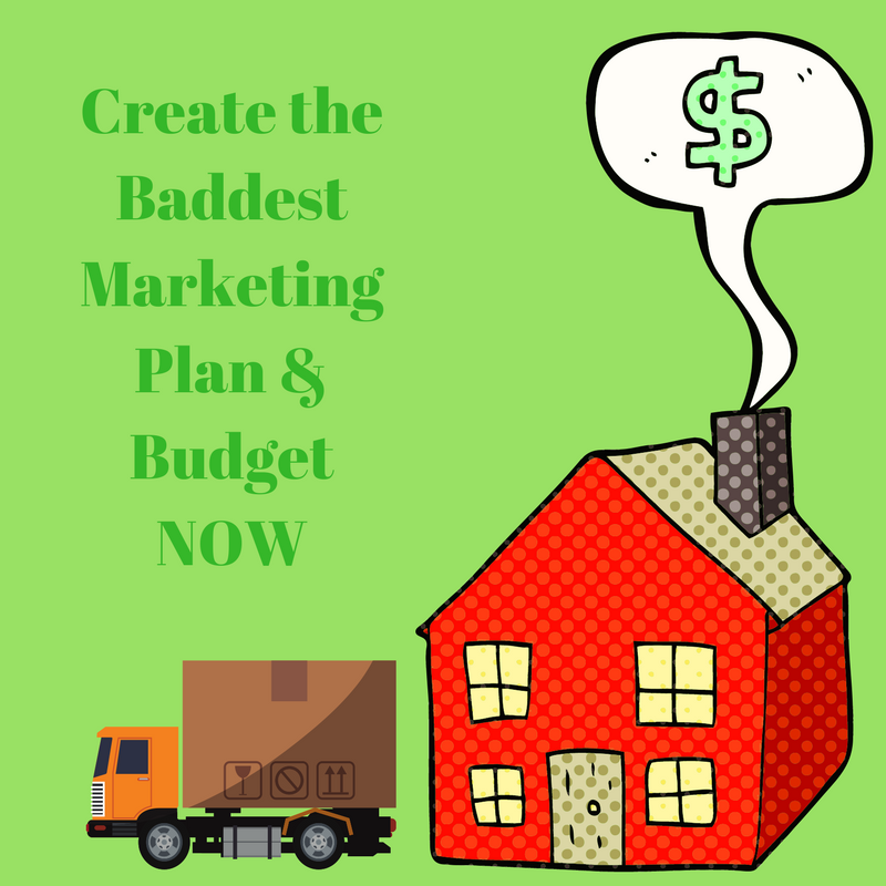 the boss guide to creating a marketing budget